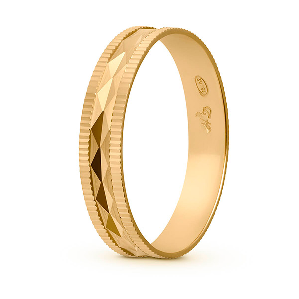 Joyería online alianza de boda Colin