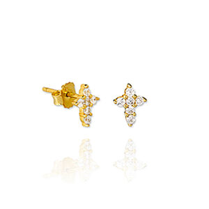 Pendientes oro mini Attraction