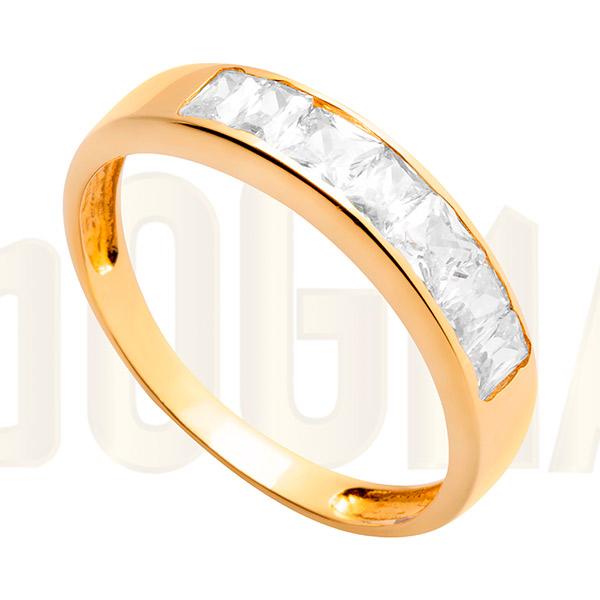 Anillo oro Reto Joyería Online anillo de compromiso