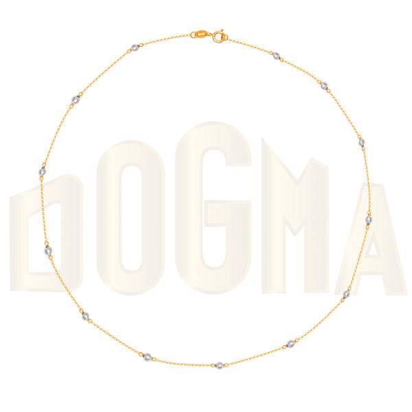 Gargantilla oro Saina Cadenas de oro Dogma Design