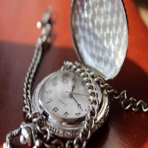 limpiar reloj de plata