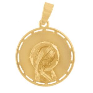 Medalla de or Virgen Niña