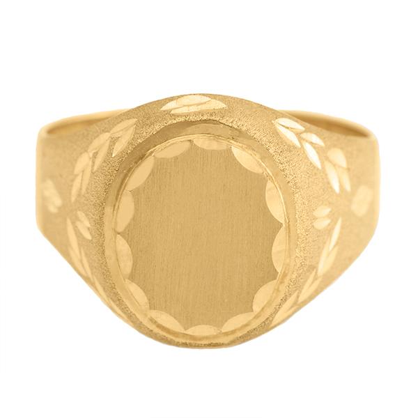 Sellos de oro hombre