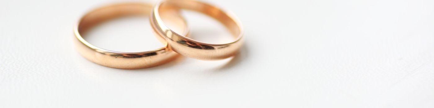 Alianzas de boda oro 18k