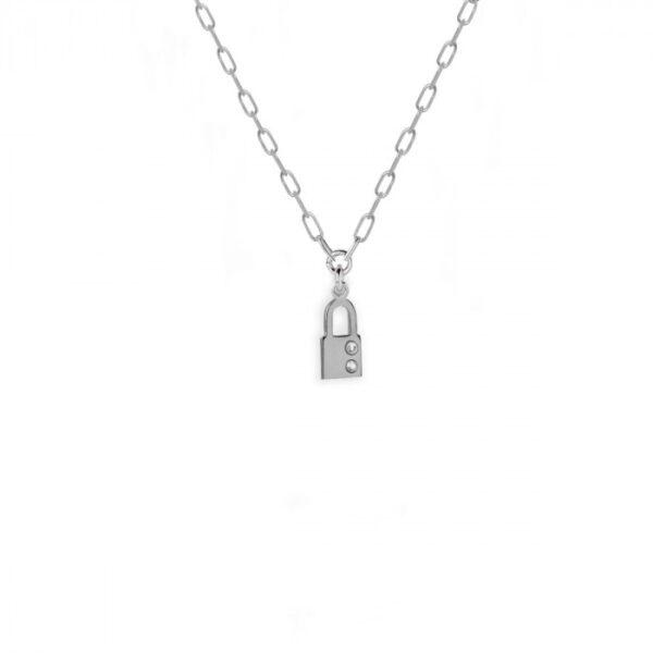 colgante-candado-crystal-plata