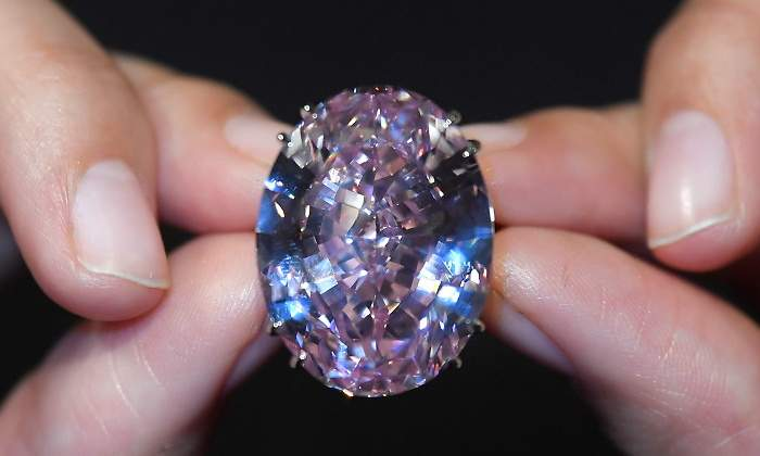 EL anillo de compromiso más caro del mundo