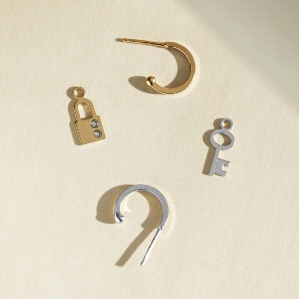 pendientes-llave-y-candado-crystal-oro (2)