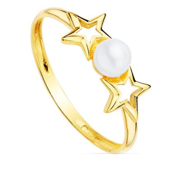 anillo primera comunión