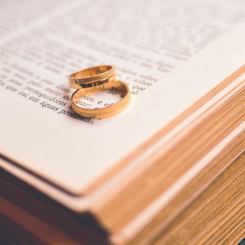 Comparador alianzas de boda