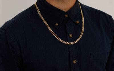 Cadenas de oro para hombre, ¿dónde puedo comprarlas?