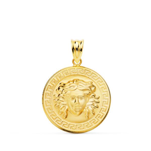 Medalla oro Versace