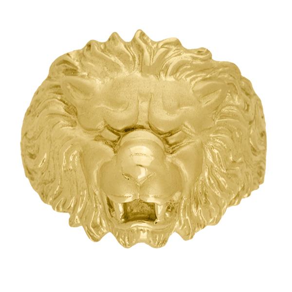 Sello de oro de León
