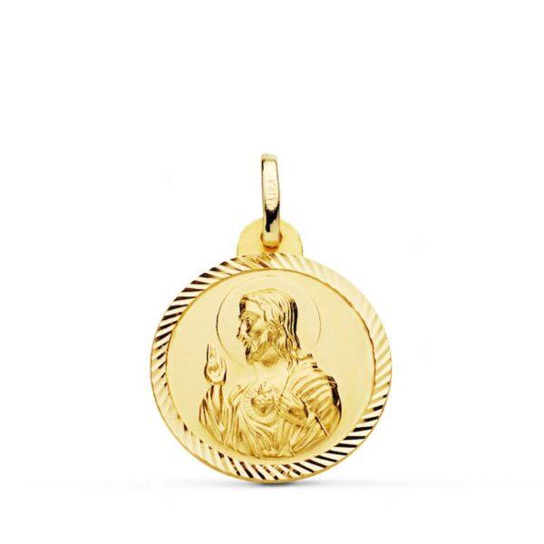 medalla sagrado corazón de jesús