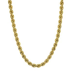 Cordón de oro hombre 60cm