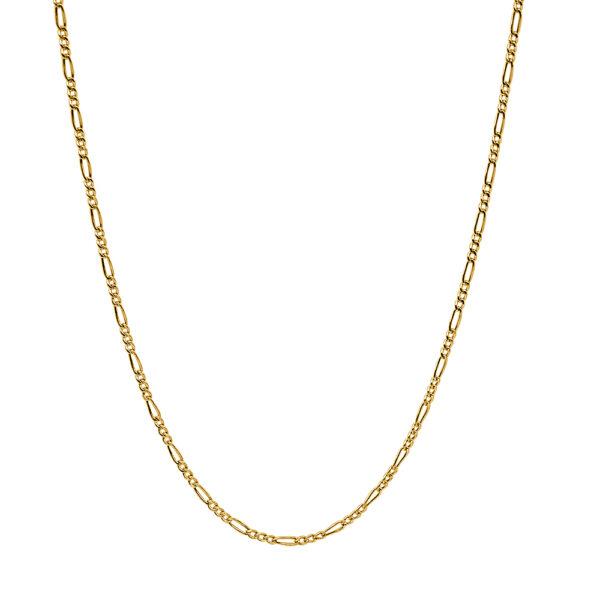 Cadena de oro tipo Cartier