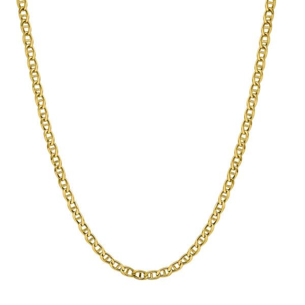 Cadena de oro italiana