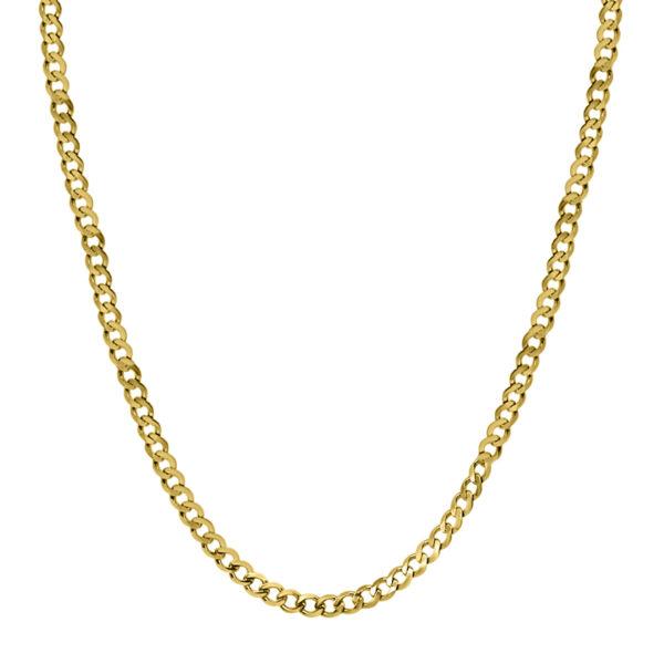 cadenas de oro macizas