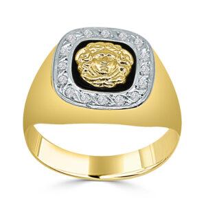 Sello de oro