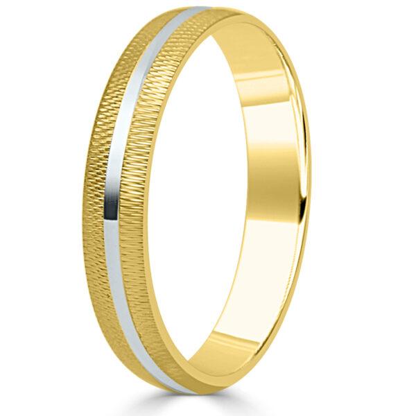 Alianzas de boda oro