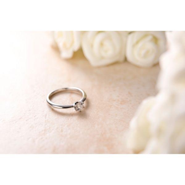 Nueva colección de solitarios y anillos de compromisos
